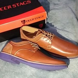 Gorgeous deer stags shoes